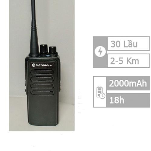 Bộ Đàm Motorola GP-338 Plus