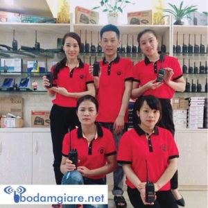 Mua bộ đàm nhà hàng tốt tại Hà Nội - TP HCM