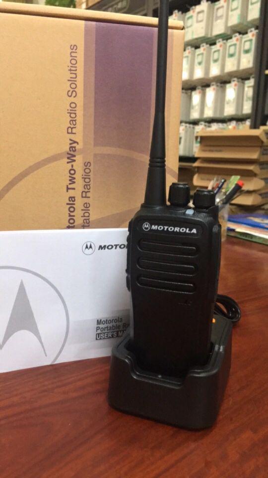 Khả năng chống phát xạ giả, nhiễu hài bậc 2 của Motorola rất tốt