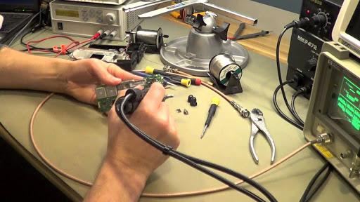 Quy trình sửa bộ đàm nhanh chóng tại Bộ Đàm Giá Rẻ