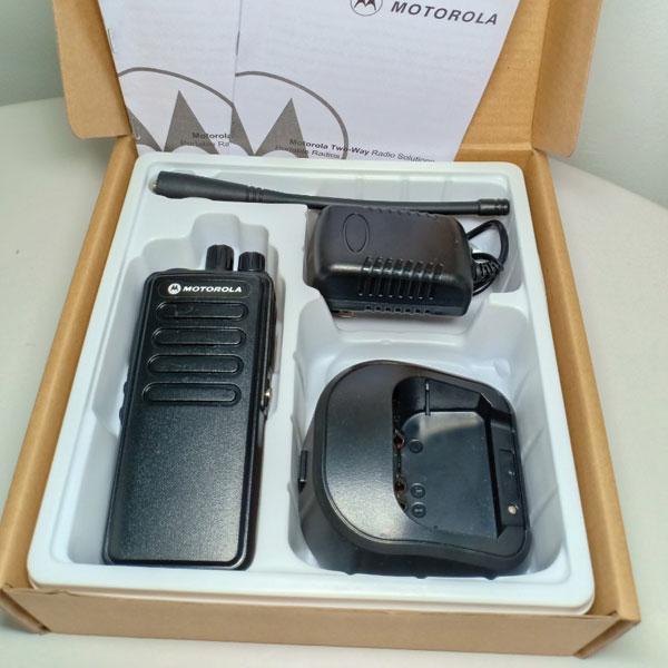 Đóng gói sản phẩm Motorola GP 538