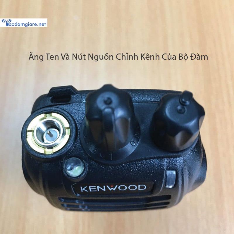 Review đánh giá chất lượng tốt bộ đàm kenwood tk-608