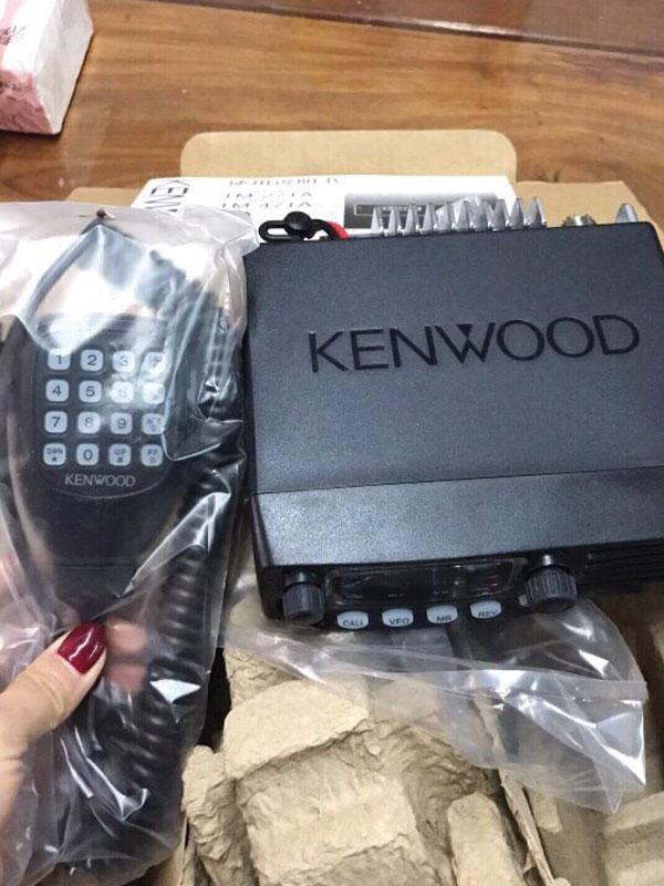 thiết bị đàm cầm tay kenwood 50w