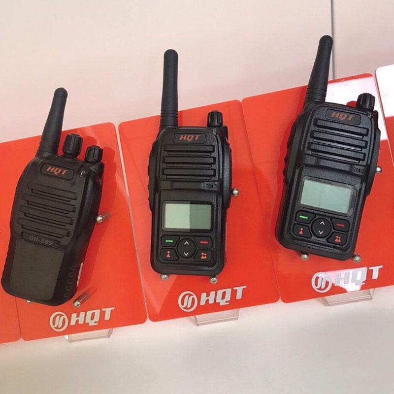 Lựa chọn tần số bộ đàm UHF hoặc VHF sao cho tốt nhất
