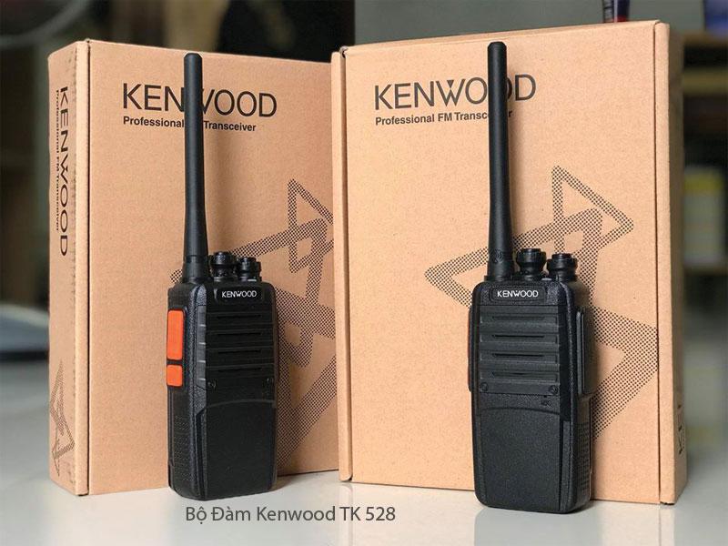 Bộ Đàm Kenwood TK 528