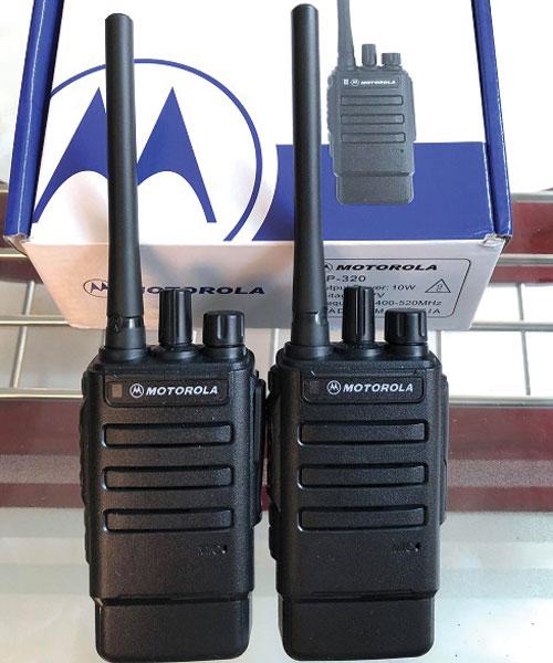 Bộ Đàm Motorola GP 320