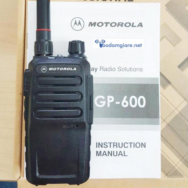 Bộ Đàm Motorola GP-600