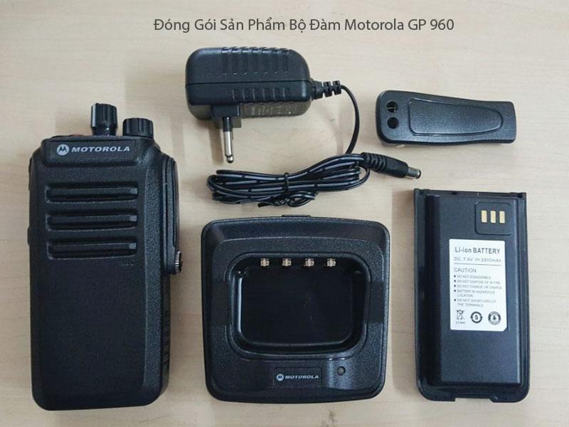 Bộ Đàm Motorola GP 960